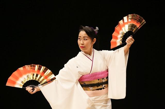 青いとり錦糸町:着付け~踊り