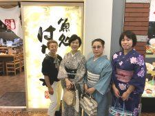 「織り」着物展示会