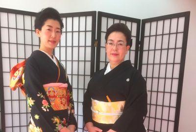 横須賀 着付け教室
