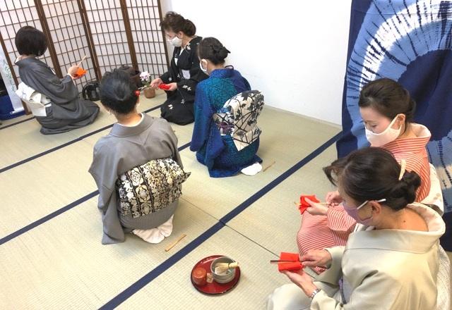 行徳駅前 茶道教室
